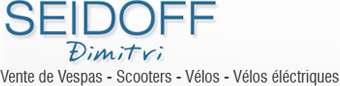 Seidoff - Vente de Vespas – Scooters, Vélos et vélos électriques